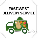 East-West Delivery Service